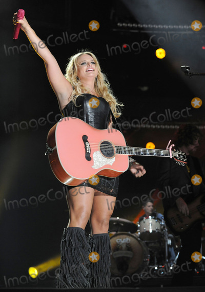 Miranda Lambert Photo - 07 June 2012 - Nashville Tennessee - Miranda Lambert 2012 CMA Music Festival Nightly Concert held at LP Field Photo Credit Laura FarrAdMedia