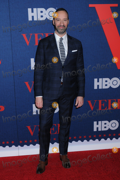 Tony Hale Photo - 27 March 2019 - New York New York - Tony Hale at HBO Red Carpet Premiere of VEEP at Alice Tully Hall in Lincoln Center Photo Credit LJ FotosAdMedia