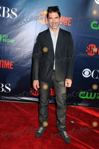 Thomas Gibson Photo - 17 July 2014 - West Hollywood California - Thomas Gibson CBS CW Showtime Summer Press Tour 2014 held at The Pacific Design Center Photo Credit Byron PurvisAdMedia