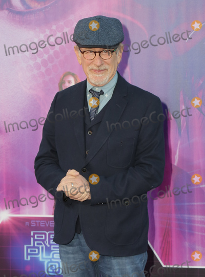 Steven Spielberg Photo - 26 March 2018 - Hollywood California - Steven Spielberg Premiere of Warner Bros Pictures Ready Player One held at Dolby Theatre Photo Credit PMAAdMedia