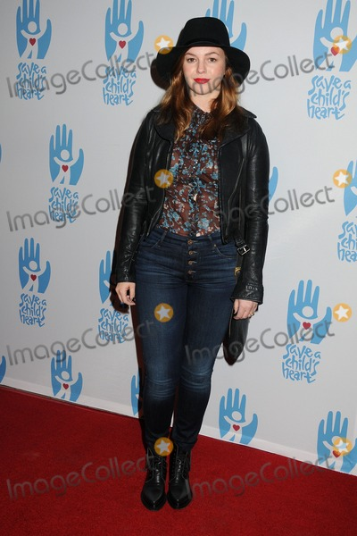 Amber Tamblyn Photo - 16 November 2014 - Culver City California - Amber Tamblyn Save A Childs Heart Celebration held at Sony Pictures Studios Photo Credit Byron PurvisAdMedia