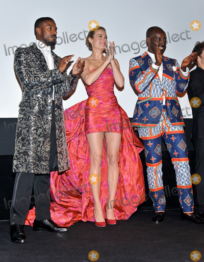 Brie Larson Photo - 06 September 2019 - Toronto Ontario Canada - Michael B Jordan Brie Larson Rob Morgan 2019 Toronto International Film Festival - Just Mercy Premiere held at Roy Thomson Hall Photo Credit Brent PerniacAdMedia