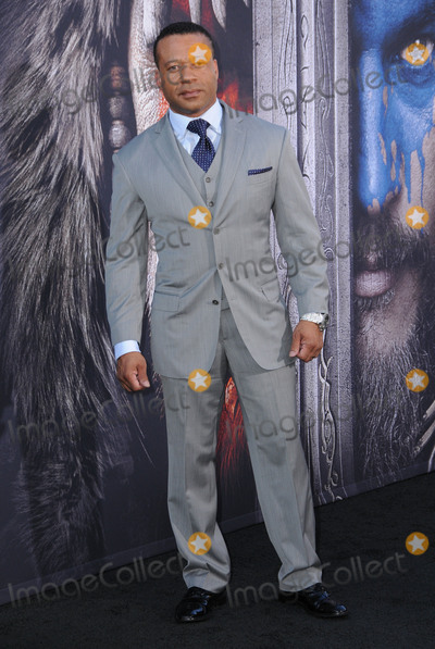 Redman Photo - 06 June 2016 - Hollywood California - Dean Redman Arrivals for the Premiere Of Legendary Pictures and Universal Pictures Warcraft held at the TCL Chinese Theater IMAX Photo Credit Birdie ThompsonAdMedia