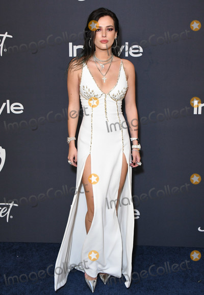 Bella Thorne Photo - 05 January 2020 - Beverly Hills California - Bella Thorne 21st Annual InStyle and Warner Bros Golden Globes After Party held at Beverly Hilton Hotel Photo Credit Birdie ThompsonAdMedia