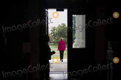 Alaska  Photo - United States Senator Lisa Murkowski (Republican of Alaska) makes her way from the Senate chamber following a vote to a waiting elevator at the US Capitol in Washington DC Wednesday September 16 2020 Credit Rod Lamkey  CNPCredit Rod Lamkey  CNPAdMedia