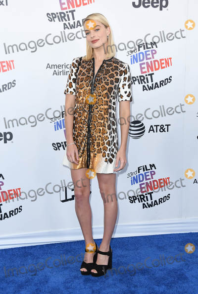 Margot Robbie Photo - 03 March 2018 - Santa Monica California - Margot Robbie 2018 Film Independent Spirit Awards -Arrivals held at the Santa Monica Pier Photo Credit Birdie ThompsonAdMedia