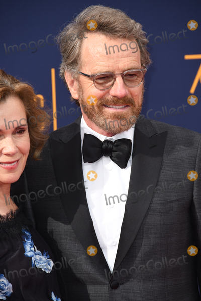 Bryan Cranston Photo - 08 September 2018 - Los Angeles California - Bryan Cranston 2018 Creative Arts Emmys Awards - Arrivals held at Microsoft Theater Photo Credit Birdie ThompsonAdMedia
