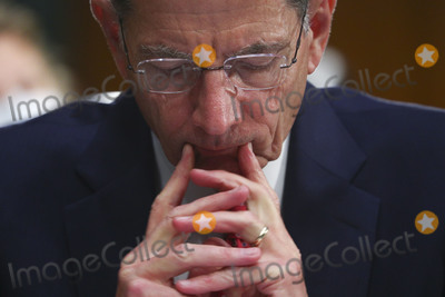 John Barrasso Photo - United States Senator John Barrasso (Republican of Wyoming) listens during a US Senate Foreign Relations Committee hearing on the US international coronavirus disease (COVID-19) response on Capitol Hill in Washington US June 18 2020 REUTERSTom BrennerPoolCredit Tom Brenner  Pool via CNPAdMedia