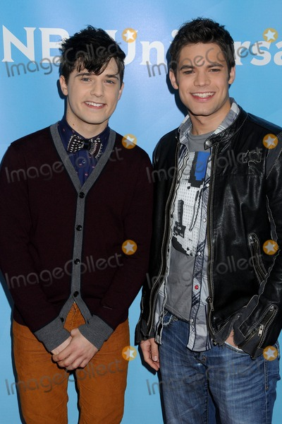 Andy Mientus Photo - 6 January 2013 - Pasadena California - Andy Mientus Jeremy Jordan NBC Universal 2013 Winter Press Tour - Day 1 held at the Langham Huntington Hotel  Spa Photo Credit Byron PurvisAdMedia