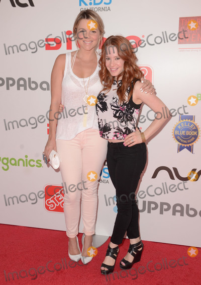 Amy Davidson Photo - 19 September  2015 - Los Angeles California - Ali Fedotowsky Amy Davidson Arrivals for Favoredby presents the 4th Annual Red Carpet Safety Awareness Event held at Skirball Cultural Center Photo Credit Birdie ThompsonAdMedia