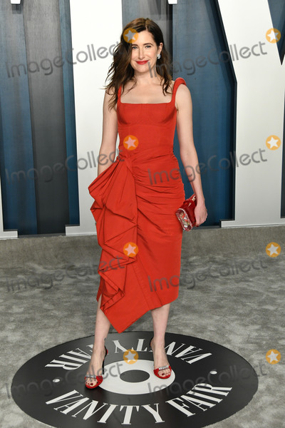 Kathryn Hahn Photo - 09 February 2020 - Los Angeles California - Kathryn Hahn 2020 Vanity Fair Oscar Party following the 92nd Academy Awards held at the Wallis Annenberg Center for the Performing Arts Photo Credit Birdie ThompsonAdMedia