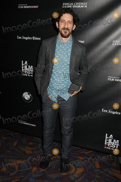 Adam Shapiro Photo - 15 June 2015 - Los Angeles California - Adam Shapiro LA Film Festival 2015 Premiere of Consumed held at Regal Cinemas LA Live Photo Credit Byron PurvisAdMedia