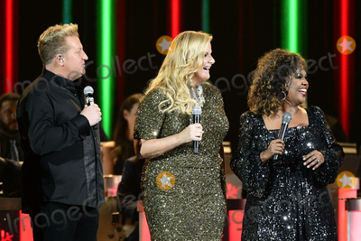Rascal Flatts Photo - 25 September 2019 - Nashville Tennessee - Trisha YearwoodGary LeVox Rascal Flatts CeCe Winans 2019 CMA Country Christmas held at the Curb Event Center Photo Credit Dara-Michelle FarrAdMedia