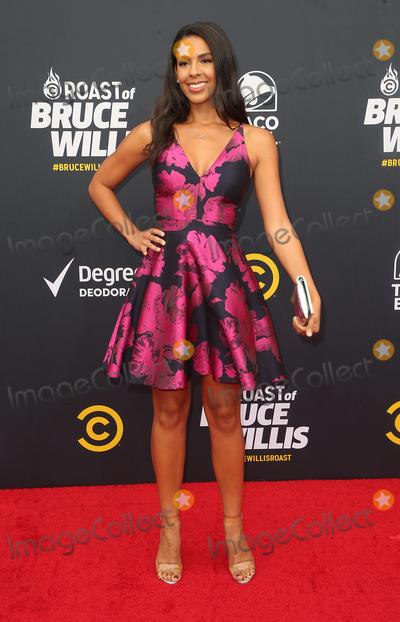 Alice Hunter Photo - 14 July 2018 - Hollywood California - Alice Hunter Comedy Central Roast Of Bruce Willis held at the Hollywood Palladium Photo Credit Faye SadouAdMedia