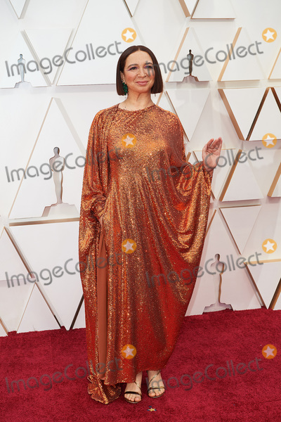 Maya Rudolph Photo - 09 February 2020 - Hollywood California - Maya Rudolph 92nd Annual Academy Awards presented by the Academy of Motion Picture Arts and Sciences held at Hollywood  Highland Center Photo Credit AMPASAdMedia