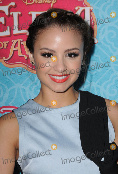 Aimee Carrero Photo - 16 July 2016 - Beverly Hills California Aimee Carrero Arrivals for the Los Angeles VIP screening for Disneys Elena of Avalor held at Paley Center for Media Photo Credit Birdie ThompsonAdMedia