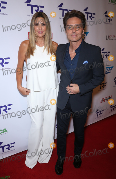 Richard Marx Photo - 25 August 2017 - Las Vegas NV - Daisy Fuentes Richard Marx  The Tyler Robinson Foundation 4th Annual Believer Gala at Caesars Palace Credit mjtAdMedia