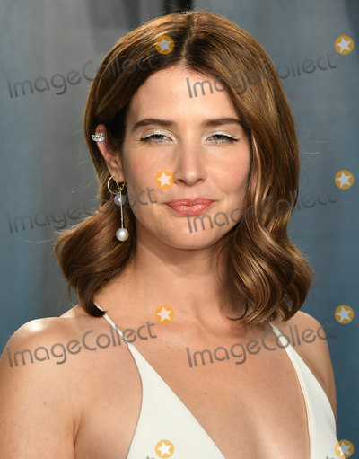 Coby Smulders Photo - 09 February 2020 - Los Angeles California - Cobie Smulders 2020 Vanity Fair Oscar Party following the 92nd Academy Awards held at the Wallis Annenberg Center for the Performing Arts Photo Credit Birdie ThompsonAdMedia