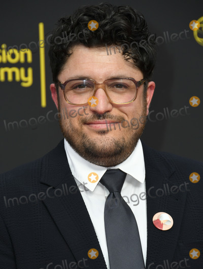 Adam Taylor Photo - 15 September 2019 - Los Angeles California - Adam Taylor 2019 Creative Arts Emmys Awards - Arrivals held at Microsoft Theater LA Live Photo Credit Birdie ThompsonAdMedia