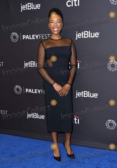 Samira Wiley Photo - 18 March 2018 - Hollywood California - Samira Wiley The Paley Center for Medias 35th Annual PaleyFest - HULUs The Handmaids Tale held at The Dolby Theatre Photo Credit Birdie ThompsonAdMedia