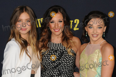Kendall Vertes Photo - 8 May 2015 - Los Angeles California - Lilia Buckingham Gianna Martello Kendall Vertes Pitch Perfect 2 Los Angeles Premiere held at the Nokia Theatre LA Live Photo Credit Byron PurvisAdMedia