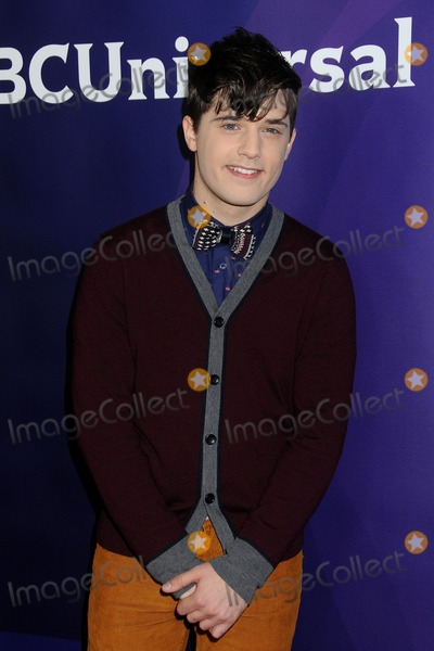 Andy Mientus Photo - 6 January 2013 - Pasadena California - Andy Mientus NBC Universal 2013 Winter Press Tour - Day 1 held at the Langham Huntington Hotel  Spa Photo Credit Byron PurvisAdMedia
