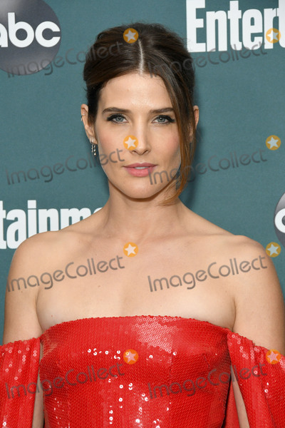 Coby Smulders Photo - 16 September 2019 - Los Angeles California - Cobie Smulders Stumptown Los Angeles Premiere held at Petersen Automotive Museum Photo Credit Birdie ThompsonAdMedia