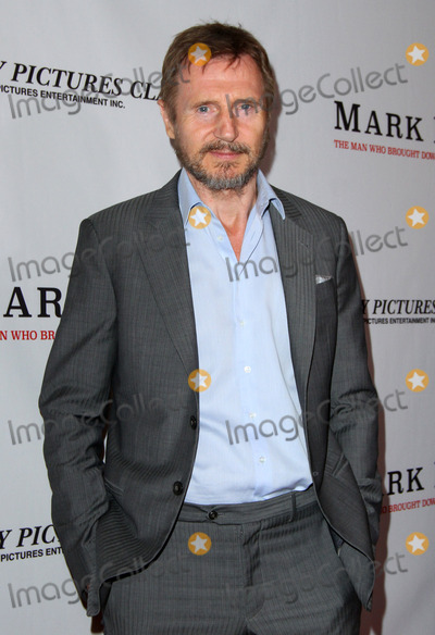 Liam Neeson Photo - 26 September 2017 - Beverly Hills California - Liam Neeson Mark Felt The Man Who Brought Down The White House Los Angeles Premiere held at the Writers Guild Theatre Photo Credit AdMedia