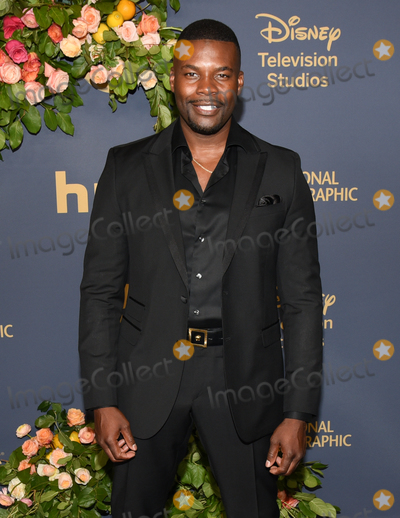 Amine Photo - 22 September 2019 - Los Angeles California - Amin Joseph Walt Disney Television 2019 EMMY Award Post Party for ABC Disney Television Studios FX Networks HULU and National Geographic held at Otium Photo Credit Billy BennightAdMedia