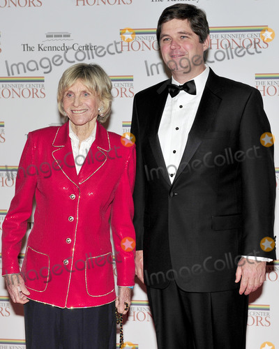 Jean Kennedy-Smith Photo - Jean Kennedy Smith and William Kennedy Smith arrive for the formal Artists Dinner honoring the recipients of the 2011 Kennedy Center Honors hosted by United States Secretary of State Hillary Rodham Clinton at the US Department of State in Washington DC on Saturday December 3 2011 The 2011 honorees are actress Meryl Streep singer Neil Diamond actress Barbara Cook musician Yo-Yo Ma and musician Sonny RollinsCredit Ron Sachs  CNPAdMedia