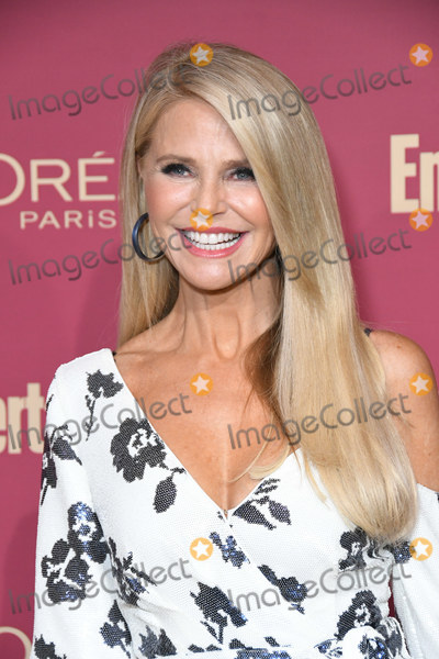 CHRISTI BRINKLEY Photo - 20 September 2019 - West Hollywood California - Christie Brinkley 2019 Entertainment Weekly Pre-Emmy Party held at Sunset Tower Photo Credit Birdie ThompsonAdMedia