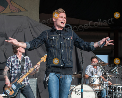 Frankie Ballard Photo - 18 July 2015 - Morristown Ohio - Country music artist FRANKIE BALLARD performs at Day 3 of the 39th Annual Jamboree In The Hills 2015 also known as the Super Bowl of Country Music Photo Credit Jason L NelsonAdMedia