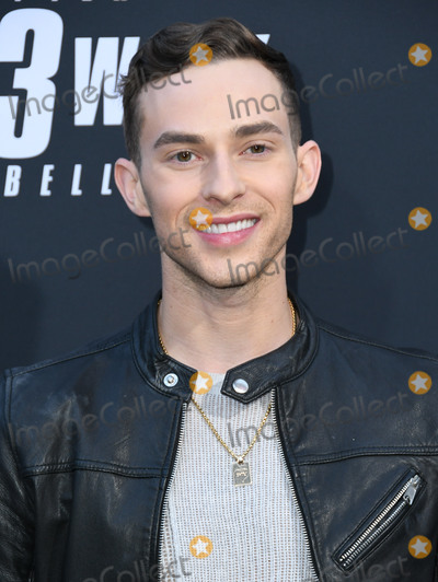 Adam Rippon Photo - 15 May 2019 - Hollywood California - Adam Rippon John Wick Chapter 3 - Parabellum Special Screening Los Angeles held at the TCL Chinese Theatre Photo Credit Birdie ThompsonAdMedia