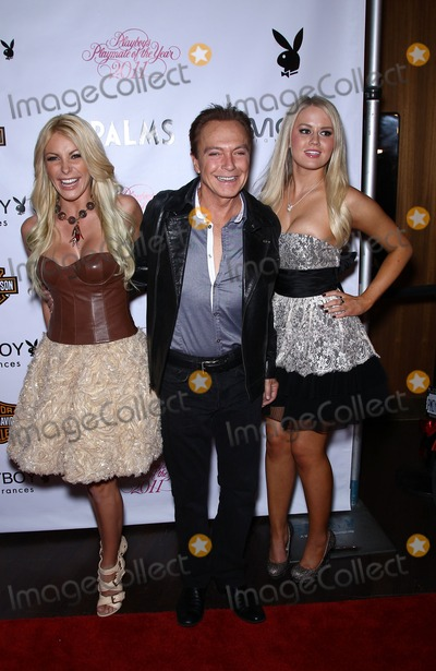 Anna Berglund Photo - 06 May 2011 - Las Vegas Nevada - Crystal Harris David Cassidy Anna Berglund  2011 Playmate of the Year Party at Moon Nightclub inside the Palms Casino Resort  Photo Credit MJTAdMedia