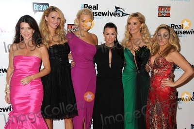 Adrienne Maloof-Nassif Photo - 21 October 2012 - Hollywood California - Lisa Vanderpump Brandi Glanville Yolanda Hadid Kyle Richards Taylor Armstrong Adrienne Maloof-Nassif The Real Housewives of Beverly Hills 3rd Season Premiere Party held at the Roosevelt Hotel Photo Credit Byron PurvisAdMedia