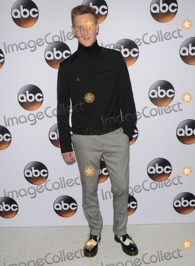 Gabriel Mann Photo - 14 January 2015 - Pasadena California - Gabriel Mann ABC 2015 TCA Winter Press Tour held at The Langham Huntington Hotel in Pasadena Ca Photo Credit Birdie ThompsonAdMedia