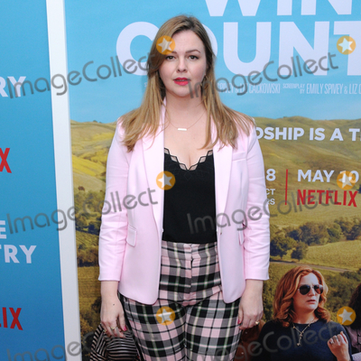 Amber Tamblyn Photo - Amber Tamblyn at the World Premiere of WINE COUNTRY at the Paris Theater in New York New York  USA 08 May 2019