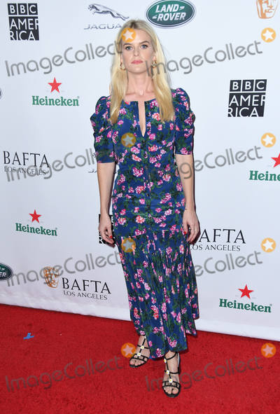 Alice Eve Photo - 15 September 2018 - Beverly Hills California - Alice Eve BAFTA Los Angeles and BBC America TV Tea Party held at the Beverly Hilton Hotel Photo Credit Birdie ThompsonAdMedia
