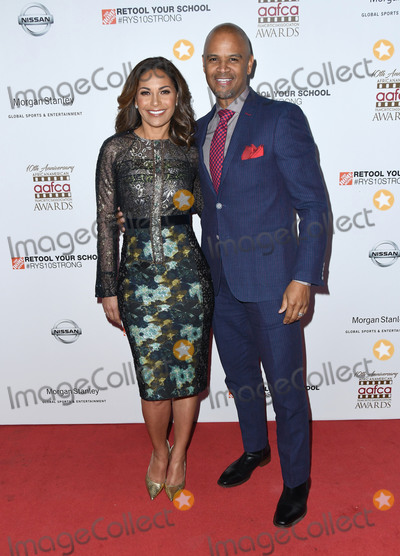 Dondre Whitfield Photo - 06 February 2019 - Hollywood California - Salli Richardson-Whitfield Dondre Whitfield 10th Annual AAFCA Awards held at Taglyan Complex Photo Credit Birdie ThompsonAdMedia