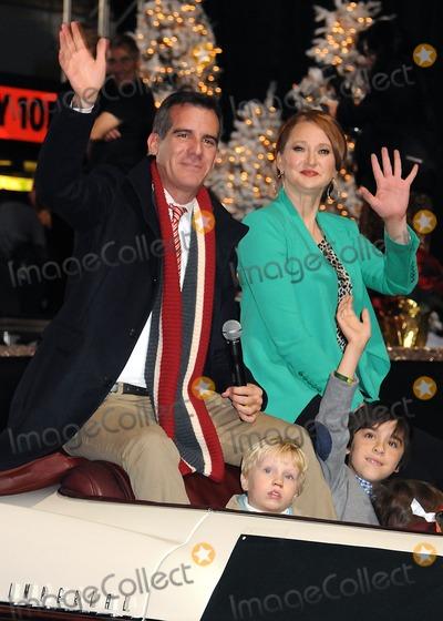 Amy Wakeland Photo - 1 December 2013 - Hollywood California - Eric Garcetti Amy Wakeland 82nd Annual Hollywood Christmas Parade held on Hollywood Blvd Photo Credit Byron PurvisAdMedia