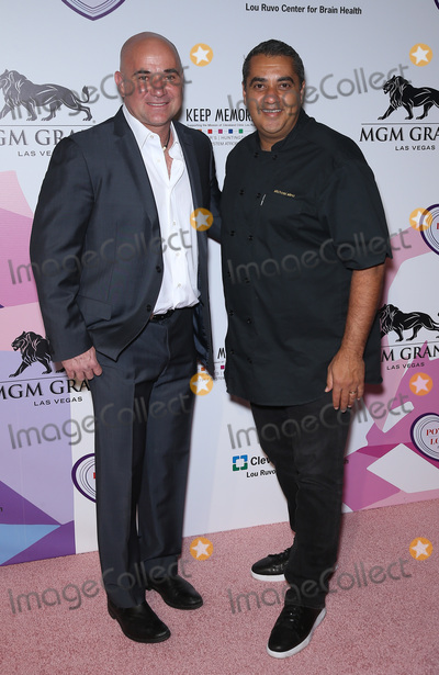 Andre Agassi Photo - 27 April 2017 - Las Vegas NV -   Andre Agassi Michael Mina Keep Memory Alives 21st Annual Power of Love Gala at MGM Grand Garden Arena  Photo Credit MJTAdMedia