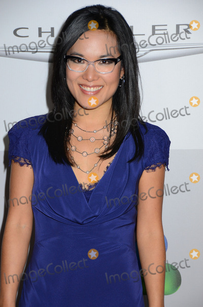 Ali Wong Photo - 15 January 2012 - Hollywood California - Ali Wong NBC Universal Golden Globes After Party held at the Beverly Hilton Hotel Photo CreditBirdie ThompsonAdMedia