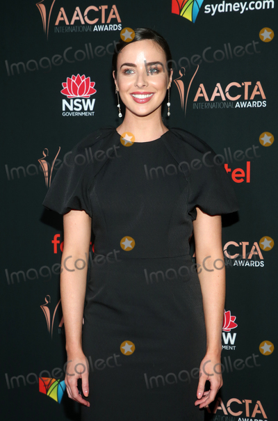 Ashleigh Brewer Photo - 3 January 2020 - West Hollywood California - Ashleigh Brewer 9th Annual Australian Academy Of Cinema And Television Arts (AACTA) International Awards  held at SkyBar at the Mondrian Photo Credit FSAdMedia