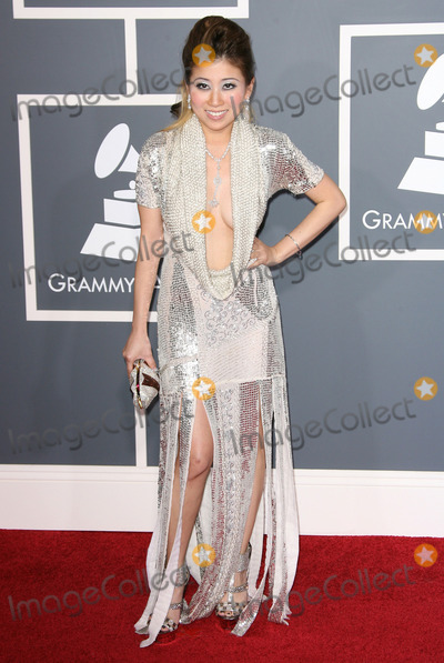 Adrienne Lau Photo - 13 February 2011 - Los Angeles California - Adrienne Lau The 53rd Annual GRAMMY Awards held at the Staples Center Photo Credit AdMedia Photo AdMedia