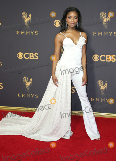 Ajiona Alexus Photo - 17 September 2017 - Los Angeles California - Ajiona Alexus 69th Annual Primetime Emmy Awards held at Microsoft Theater Photo Credit F SadouAdMedia