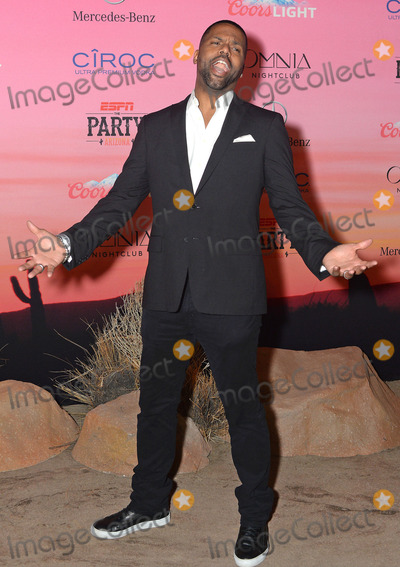 AJ Calloway Photo - 30 January 2015 - Scottsdale Arizona - A J Calloway ESPN The Party held at WestWorld of Scottsdale Photo Credit Keith SparbanieAdMedia