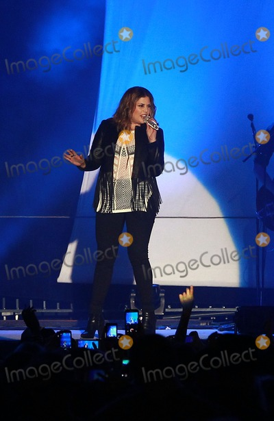 Hilary Scott Photo - 05 December 2014 - Las Vegas Nevada - Hilary Scott Lady Antebellum Maddie  Tae and David Nail perform at the Downtown Las Vegas Events center Photo Credit MJTAdMedia