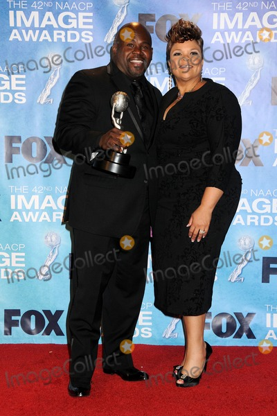 David Mann Photo - 4 March 2011 - Los Angeles California - David Mann 42nd Annual NAACP Image Awards - Press Room held at the Shrine Auditorium Photo Byron PurvisAdMedia
