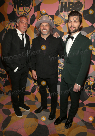 Adam Scott Photo - 05 January 2020 - Beverly Hills California - Jean-Marc Valle Adam Scott Nathan Ross 2020 HBO Golden Globe Awards After Party held at Circa 55 Restaurant in the Beverly Hilton Hotel Photo Credit FSAdMedia