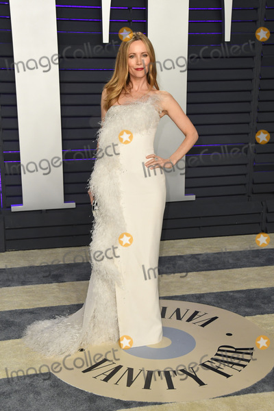 Leslie Mann Photo - 24 February 2019 - Los Angeles California - Leslie Mann 2019 Vanity Fair Oscar Party following the 91st Academy Awards held at the Wallis Annenberg Center for the Performing Arts Photo Credit Birdie ThompsonAdMedia